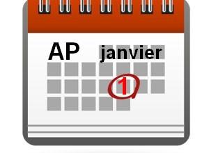 AP démarre en janvier ?