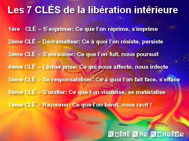 cle liberation interieure