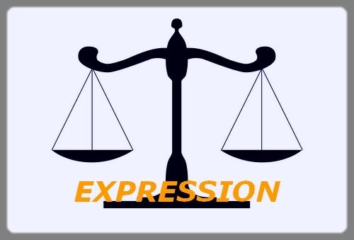 loi de l'expression