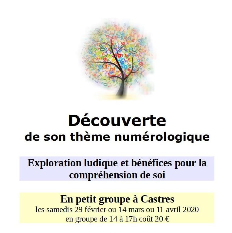 journee decouverte,numerologie