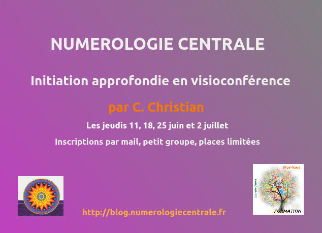 initiation numerologie approfondie