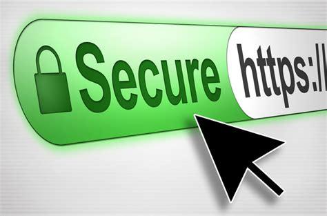 protocole SSL, sécurisation du site